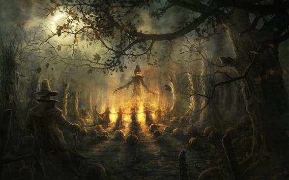 Resultado de imagem para halloween terror